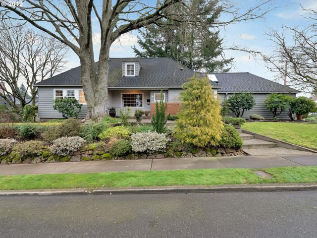 8130 SW Burlingame Ave, Portland, OR 97219 (MLS #19211747) :: Next Home Realty Connection