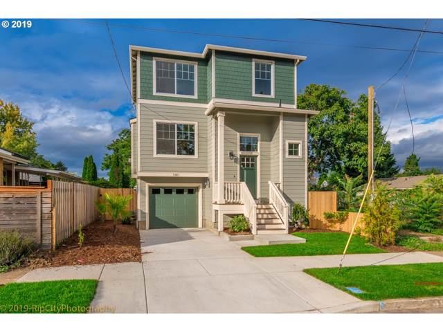 5467 N Cecelia St, Portland, OR 97203 (MLS #19211798) :: Song Real Estate