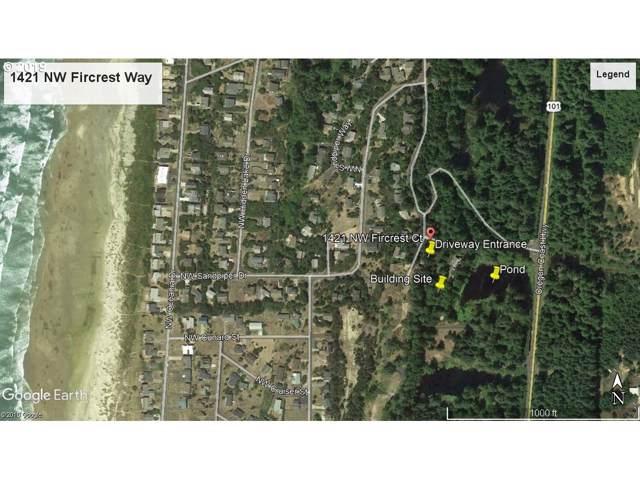 1421 NW Fircrest Way, Waldport, OR 97394 (MLS #19211966) :: Skoro International Real Estate Group LLC