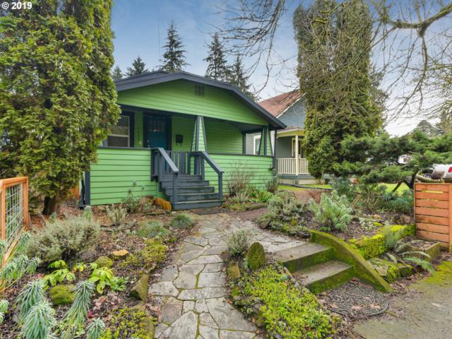9464 N Trumbull Ave, Portland, OR 97203 (MLS #19212166) :: McKillion Real Estate Group