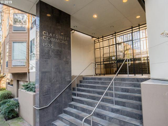1535 SW Clay St #105, Portland, OR 97201 (MLS #19213000) :: Change Realty