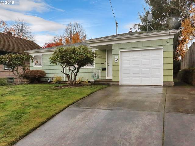 4628 SE 30TH Ave, Portland, OR 97202 (MLS #19214776) :: Gregory Home Team | Keller Williams Realty Mid-Willamette