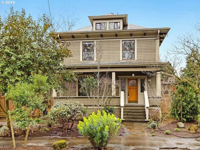 3937 NE 13TH Ave, Portland, OR 97212 (MLS #19215549) :: Townsend Jarvis Group Real Estate