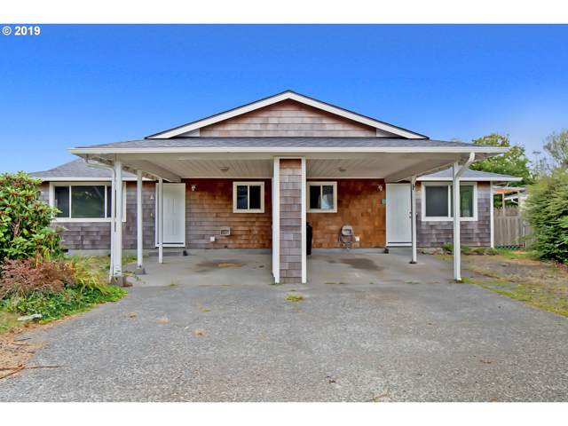 1236 Avenue A, Seaside, OR 97138 (MLS #19216407) :: Gregory Home Team | Keller Williams Realty Mid-Willamette
