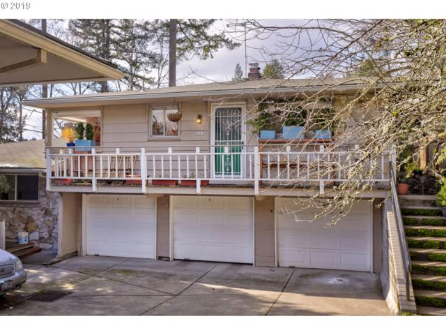 8285 SW Canyon Ln, Portland, OR 97225 (MLS #19216443) :: Next Home Realty Connection