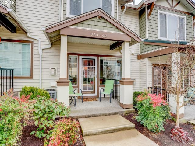 330 NW 116TH Ave #102, Portland, OR 97229 (MLS #19216631) :: McKillion Real Estate Group