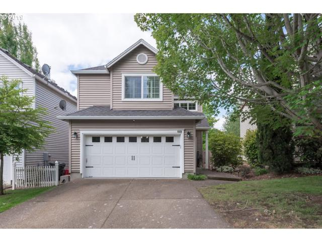 6419 NW Krislynn Ter, Portland, OR 97229 (MLS #19216965) :: Next Home Realty Connection