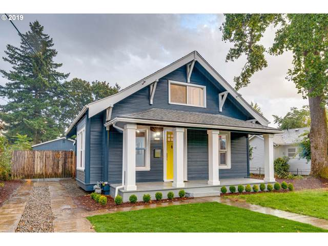 8312 SE Liebe St, Portland, OR 97266 (MLS #19217179) :: Next Home Realty Connection