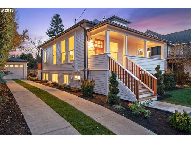 8038 SE Hawthorne Blvd, Portland, OR 97215 (MLS #19218653) :: Premiere Property Group LLC