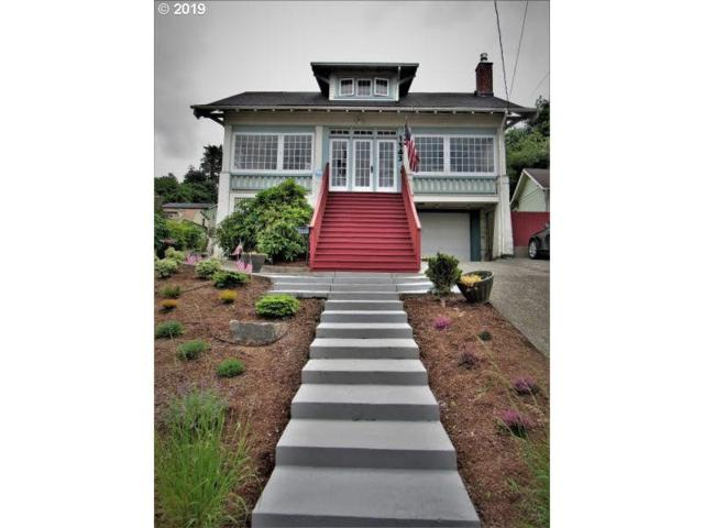 1543 Jerome Ave, Astoria, OR 97103 (MLS #19219697) :: Brantley Christianson Real Estate