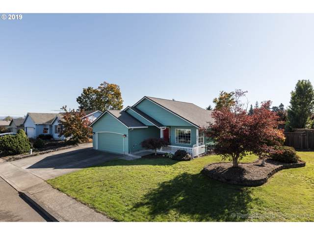 345 Pacific St, Columbia City, OR 97018 (MLS #19221617) :: Next Home Realty Connection