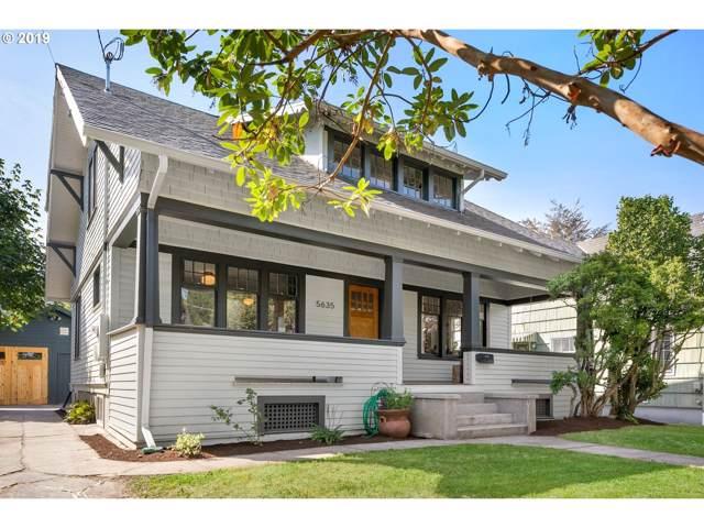 5635 N Burrage Ave, Portland, OR 97217 (MLS #19222415) :: Change Realty