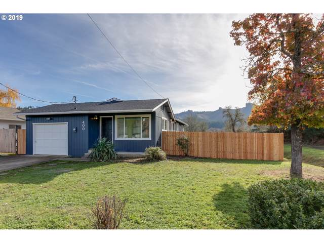 400 Glen Ave, Sutherlin, OR 97479 (MLS #19223539) :: Song Real Estate