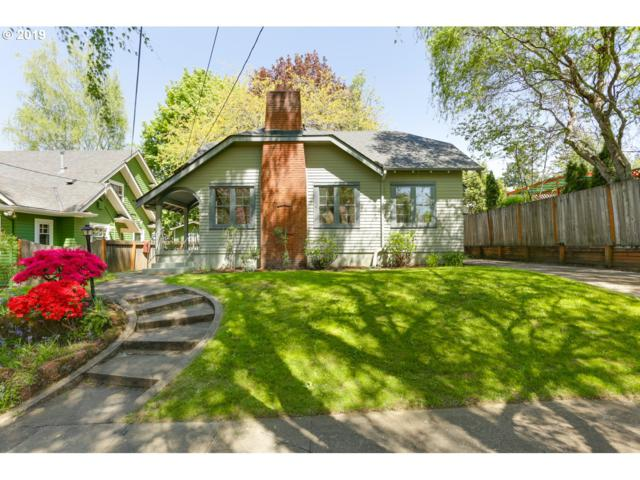 3811 SE Henry St, Portland, OR 97202 (MLS #19224746) :: Townsend Jarvis Group Real Estate