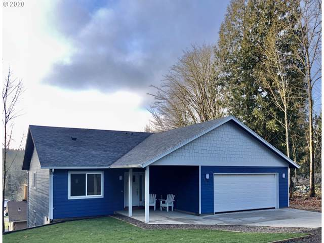 1315 East Ave, Vernonia, OR 97064 (MLS #19224940) :: McKillion Real Estate Group