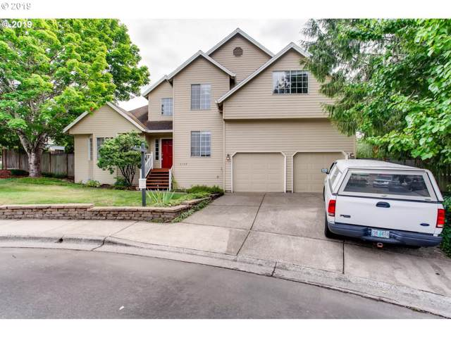 17708 NW Connett Meadow Ct, Portland, OR 97229 (MLS #19225186) :: Change Realty