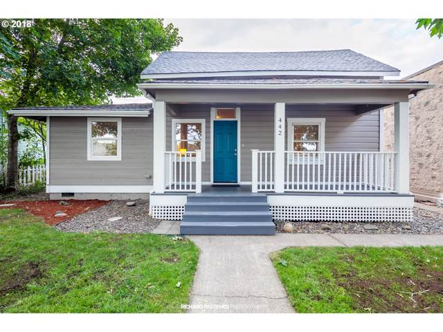 442 NW 2ND Ave, Canby, OR 97013 (MLS #19225411) :: Fox Real Estate Group