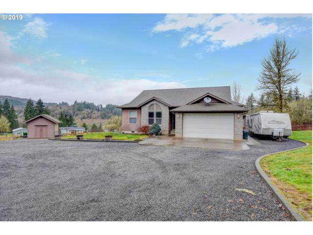 19807 Swedetown Rd, Clatskanie, OR 97016 (MLS #19225962) :: TLK Group Properties