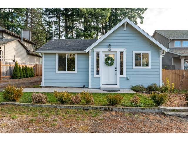 320 SE 126TH Ave, Portland, OR 97233 (MLS #19226829) :: Change Realty