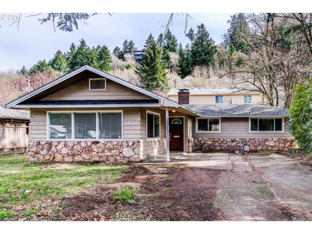 2626 NE Fremont Dr, Portland, OR 97035 (MLS #19226972) :: Change Realty