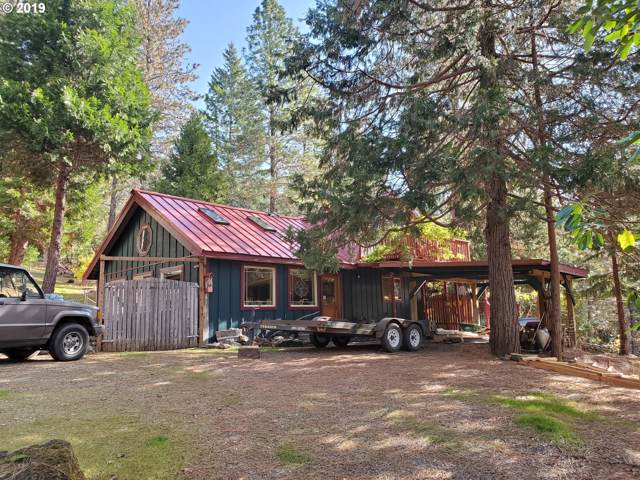 4580 Old House Crk Rd, Agness, OR 97406 (MLS #19227641) :: Premiere Property Group LLC