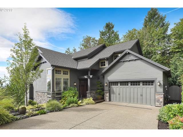 3343 NW Tullamore Ct, Portland, OR 97229 (MLS #19231018) :: Brantley Christianson Real Estate