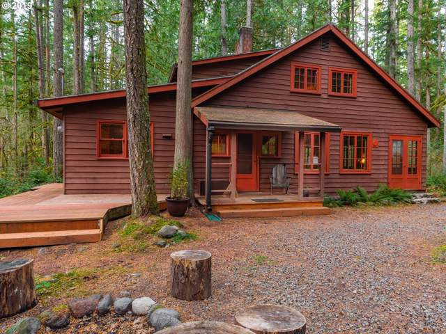 72336 Rd 9, Rhododendron, OR 97049 (MLS #19231149) :: Gregory Home Team | Keller Williams Realty Mid-Willamette