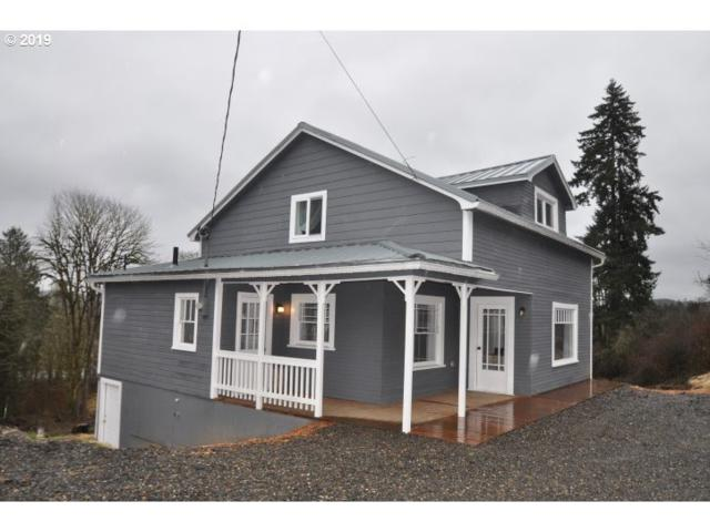 18847 Beaver Falls Rd, Clatskanie, OR 97016 (MLS #19231798) :: TLK Group Properties