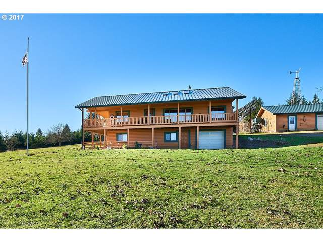 13479 SW Dupee Valley Rd, Sheridan, OR 97378 (MLS #19231884) :: Fox Real Estate Group