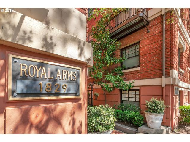 1829 NW Lovejoy St #301, Portland, OR 97209 (MLS #19233332) :: The Sadle Home Selling Team