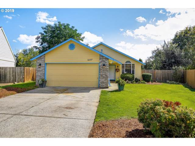 1077 Cedar St, Forest Grove, OR 97116 (MLS #19234162) :: Premiere Property Group LLC
