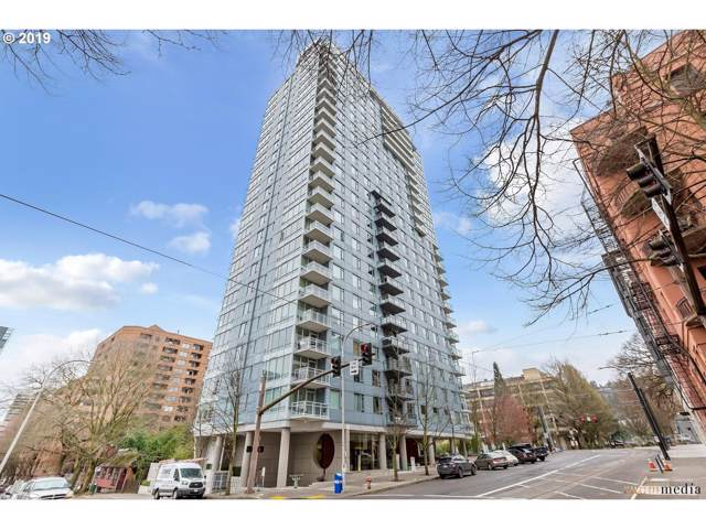 1500 SW 11TH Ave #2701, Portland, OR 97201 (MLS #19235052) :: Townsend Jarvis Group Real Estate