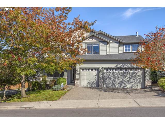13640 SW Sandridge Dr, Tigard, OR 97223 (MLS #19235069) :: Skoro International Real Estate Group LLC