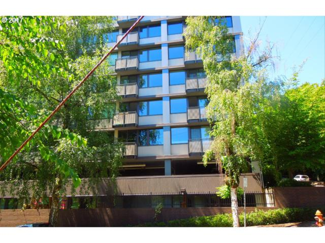 2020 SW Main St #304, Portland, OR 97205 (MLS #19235188) :: Change Realty