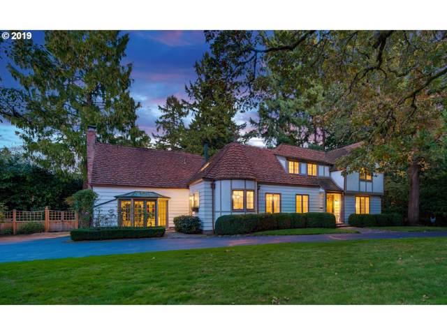 2305 SW Greenwood Rd, Portland, OR 97219 (MLS #19235248) :: Gustavo Group