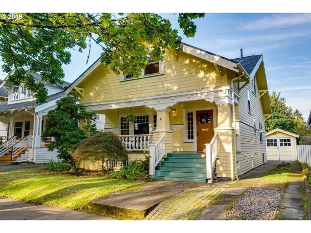 1911 SE 43RD Ave, Portland, OR 97215 (MLS #19236259) :: Next Home Realty Connection