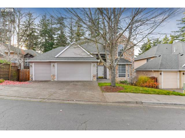 14745 SW Fern St, Tigard, OR 97223 (MLS #19237411) :: Fox Real Estate Group