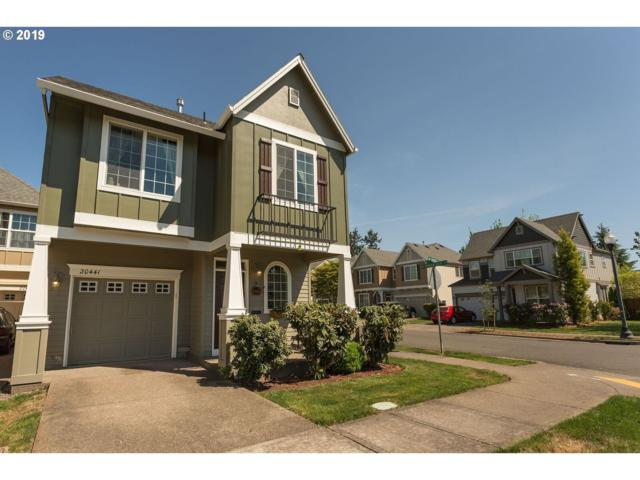 20441 SW Skiver St, Beaverton, OR 97078 (MLS #19238352) :: Next Home Realty Connection