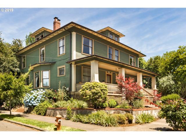 1303 SE Madison St, Portland, OR 97214 (MLS #19239253) :: McKillion Real Estate Group