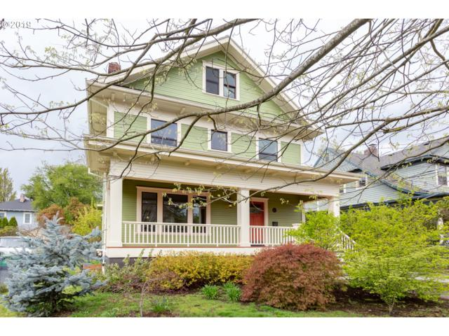 1619 SE 48TH Ave, Portland, OR 97215 (MLS #19240886) :: TLK Group Properties