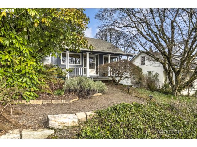 163 SW Bancroft Ct, Portland, OR 97239 (MLS #19240908) :: Next Home Realty Connection