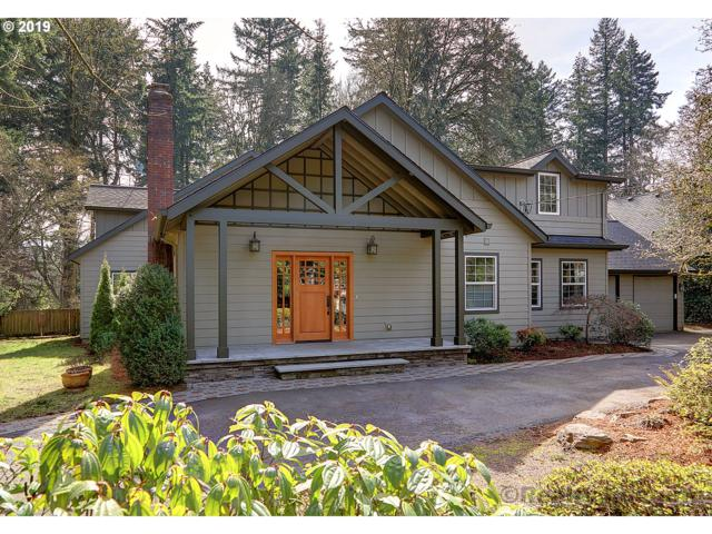 1100 SW Palatine Hill Rd, Portland, OR 97219 (MLS #19241154) :: Territory Home Group