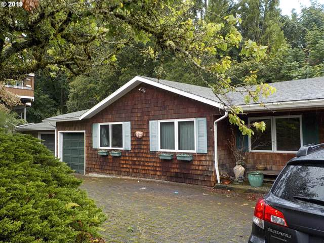 3056 SW Fairmount Blvd, Portland, OR 97239 (MLS #19241331) :: Brantley Christianson Real Estate
