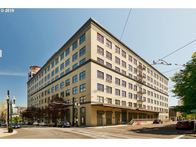 1420 NW Lovejoy St #204, Portland, OR 97209 (MLS #19242369) :: Change Realty