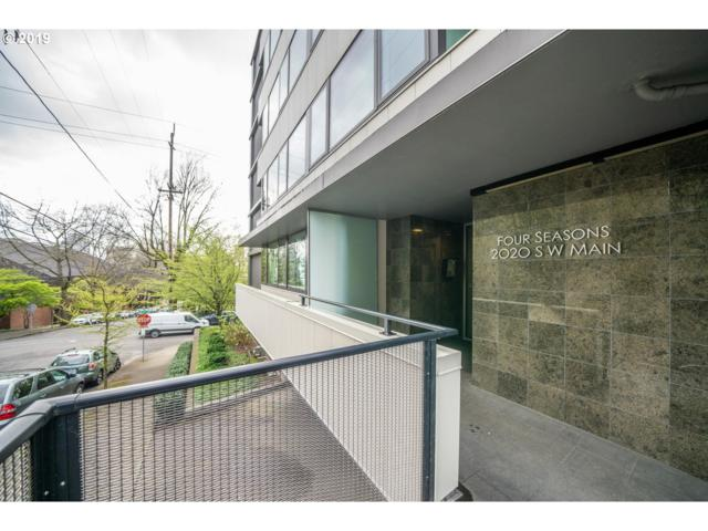 2020 SW Main St #301, Portland, OR 97205 (MLS #19242759) :: TLK Group Properties