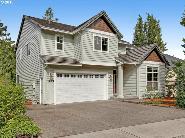 1469 NW Morgan Ln, Portland, OR 97229 (MLS #19244544) :: Next Home Realty Connection