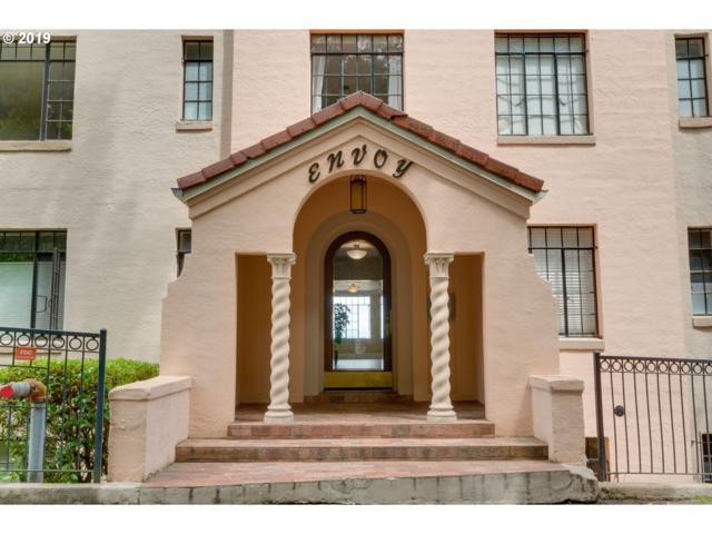 2336 SW Osage St #606, Portland, OR 97205 (MLS #19245104) :: R&R Properties of Eugene LLC