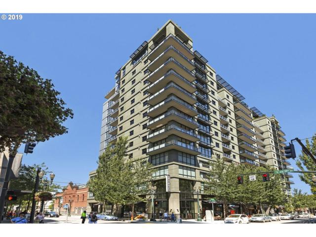 1025 NW Couch St #1112, Portland, OR 97209 (MLS #19245896) :: The Galand Haas Real Estate Team
