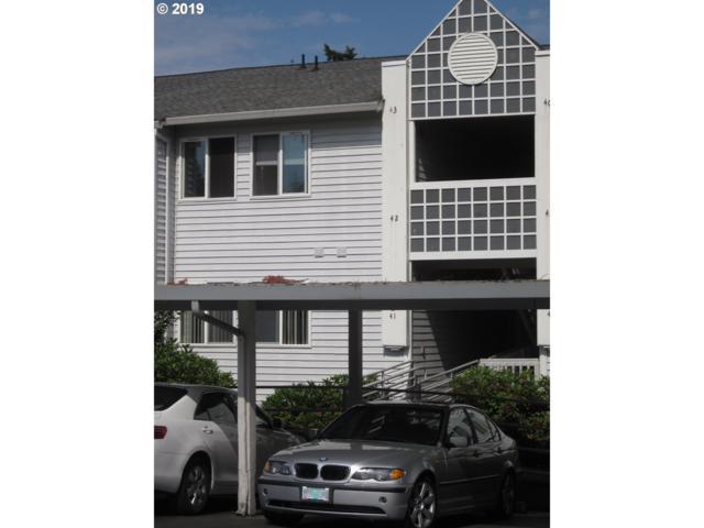 10660 SW Davies Rd #43, Beaverton, OR 97008 (MLS #19246147) :: The Liu Group