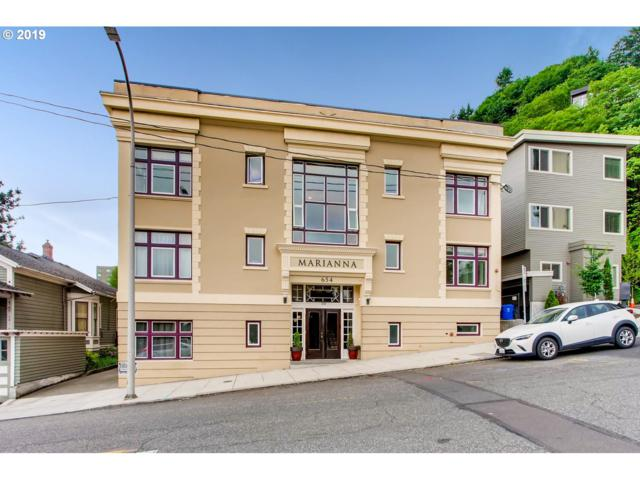 654 SW Grant St #202, Portland, OR 97201 (MLS #19246859) :: Change Realty